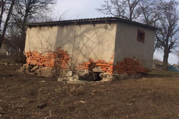 На Тернопільщині знову постала проблема шкільних вбиралень (Фото)
