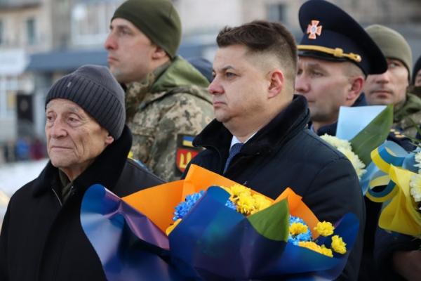 «Це був бій не за станцію Крути, а бій за Україну, за її майбутнє», – Віктор Овчарук