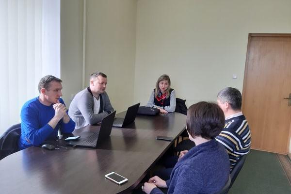 Вишнівецька ОТГ працює над покращенням медичних та соціальних послуг