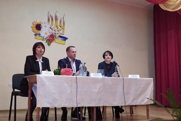 Ігор Сопель представив голову Підгаєцької районної державної адміністрації