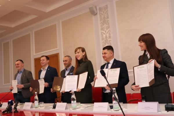 Тернопільщина долучиться до реалізації проекту «Озеленення України»