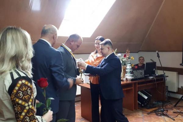 Десять жителів Тернопільщини отримали нагороди «Людина року-2019»