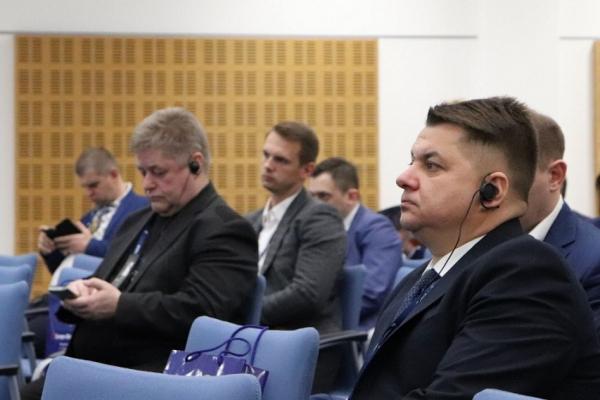 Тернопільська делегація на чолі з Віктором Овчаруком – на форумі у Жешуві