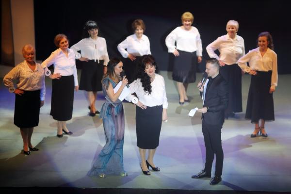 У Тернополі відбувся перший конкурс «Краса елегантного віку»