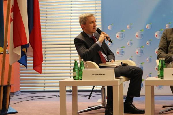 Тернополяни взяли участь у XIII Forum Europa-Ukraina