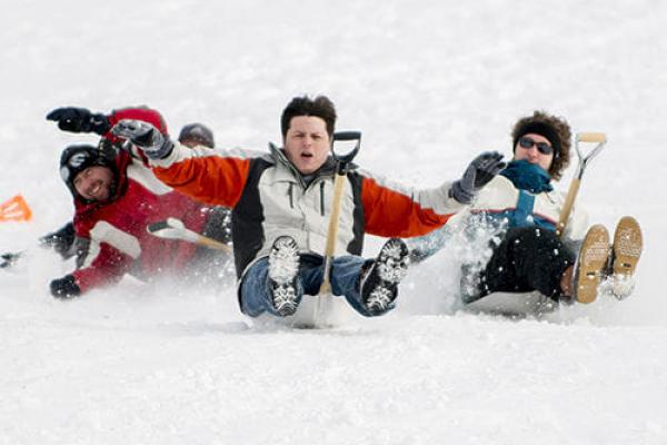 «Активна зима»: у Тернополі відбудуться безкоштовні змагання на сноутюбах