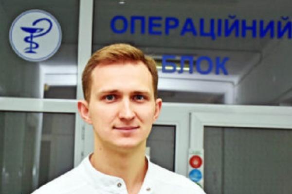 Лікар на Тернопільщині, який допомагає хворим посміхатися