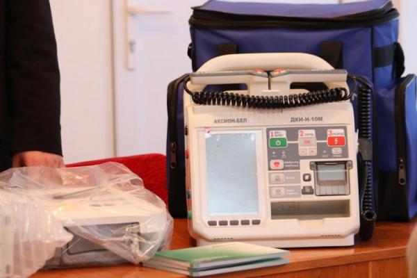 Тернопільська лікарня поповнилася сучасним обладнанням, яке лікуватиме дітей з вадами серця