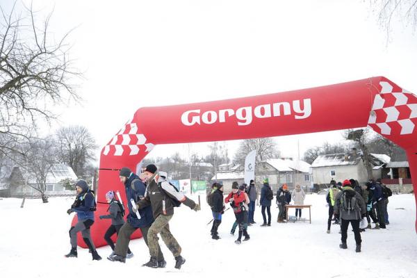 На Тернопільщині відбулися зимові змагання «Снігохід 2020»
