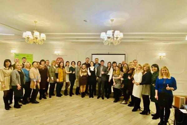 У рамках проєкту «Життя в стилі ЕКО» у Тернополі відбулася зустріч з головним біохакером України Святославом Ханенко