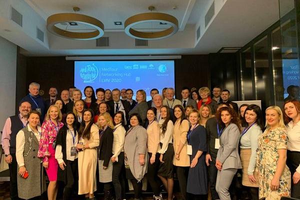 ICC Ukraine взяла участь у MedTour Networking Hub Lviv 2020