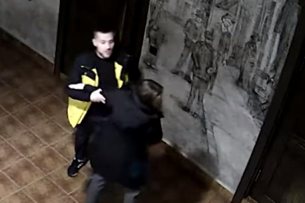 Правоохоронці розшукують чоловіка, який наніс тілесні ушкодження тернополянину (Відео)