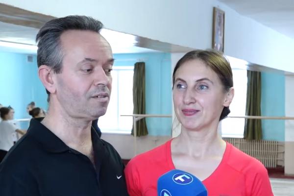 Заради кохання переїхав із Молдови: зворушлива історія тернопільського подружжя хореографів