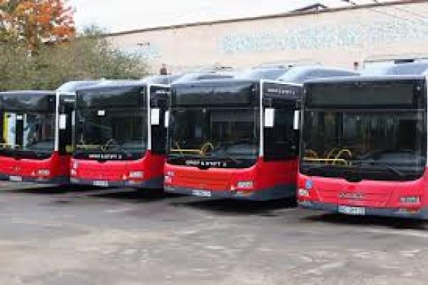 Тернопіль: зміняться маршрути деяких автобусі та тролейбусів