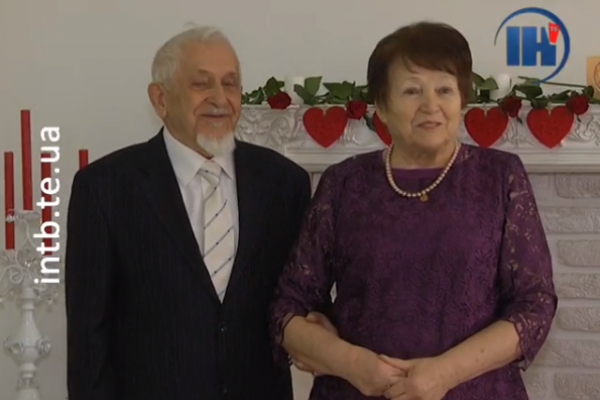 У Тернополі зіграли особливе весілля (Відео)