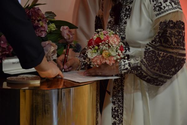 «Шлюб за добу у День всіх закоханих»: на Тернопільщині молодята узаконили свої стосунки