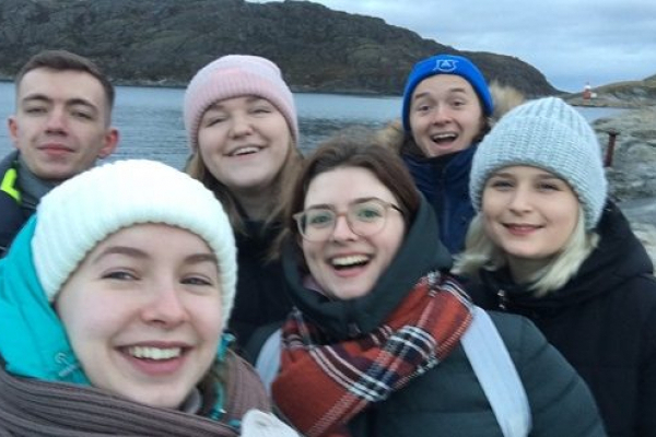 Студенти ТНЕУ розповіли чого навчилися у Норвегії