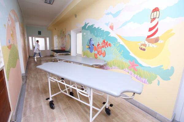 Тернопіль: міській дитячій лікарні передали нове обладнання