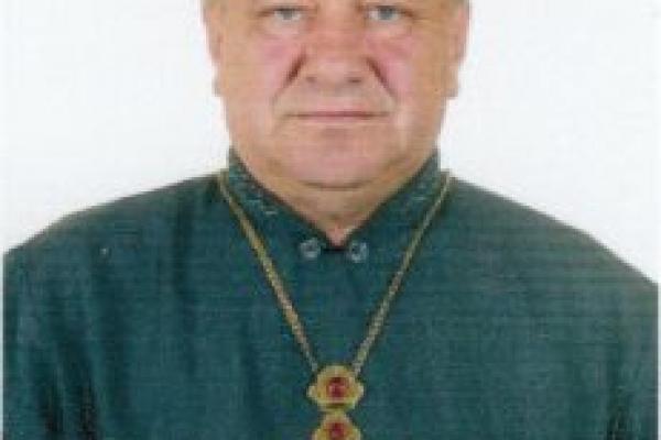 На Тернопільщині помер священнослужитель Ілля Негір