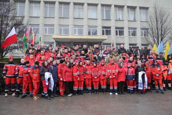 «Кременецьке ралі – 2020»: на Тернопільщині розпочався V Зимовий чемпіонат серед медиків