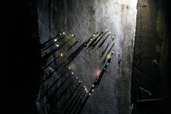 На горі Савич-парку засяяли зірки - флешмоб «Нічних покатушек»