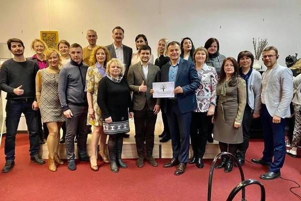 У столиці відбулася зустріч зі Святославом Ханенко у рамках проєкту «Життя в стилі ЕСО»