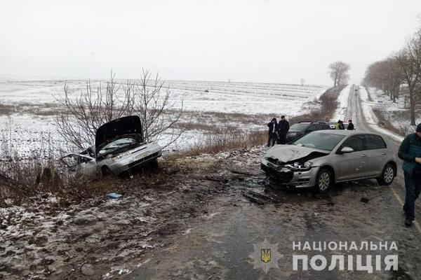 ДТП: на Тернопільщині загинув співробітник прокуратури