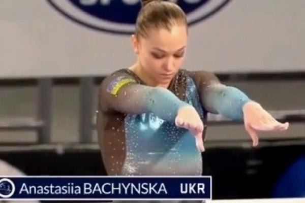 Тернопільської гімнастки здобула чергову перемогу