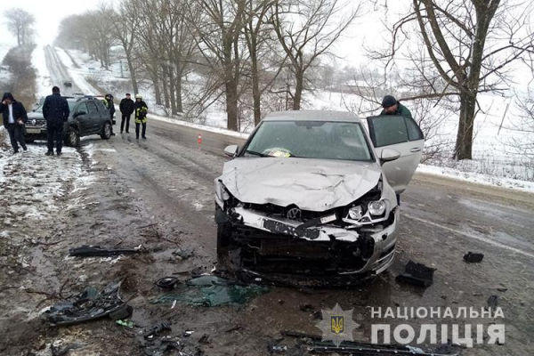 У поліції розповіли деталі ДТП, в якій загинув прокурор з Тернопільщини (ФОТО)