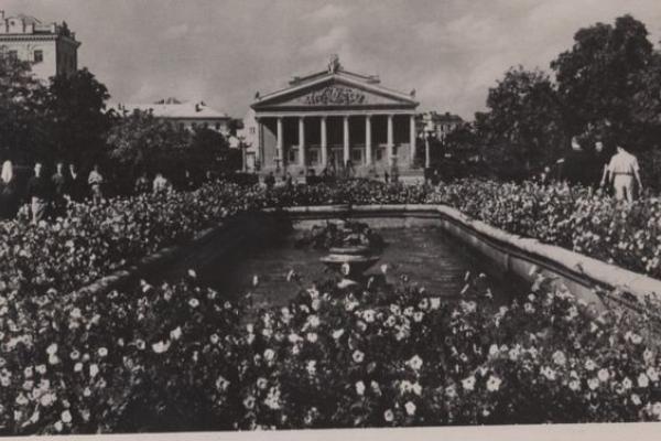Яким був Тернопіль 60 років тому