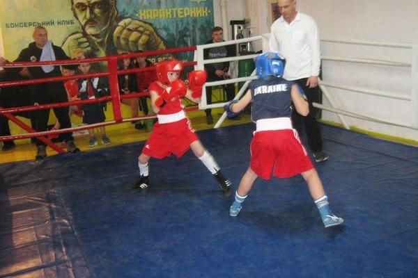 В Теребовлі пройшла відкрита першість міста юних боксерів з участю спортсменів з п'яти районів Тернопільської області