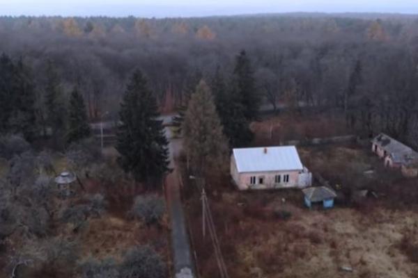 У дитячому таборі-пустці на Тернопіллі зняли моторошний фільм (Відео)