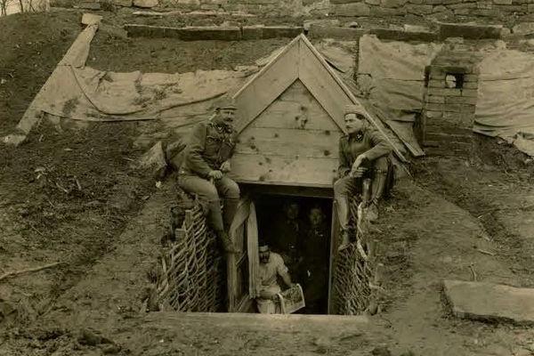 Фото з Галичини часів Першої світової війни