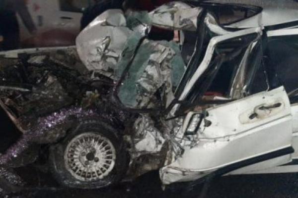У ДТП з рейсовим автобусом на виїзді зі Львова загинув водій з Тернопільщини (Фото)