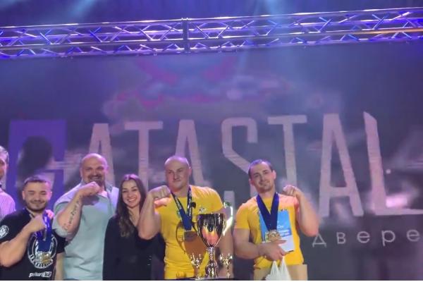 З'явилися перші переможці «Кубку Пушкарів», що триває у Кременці (Відео)