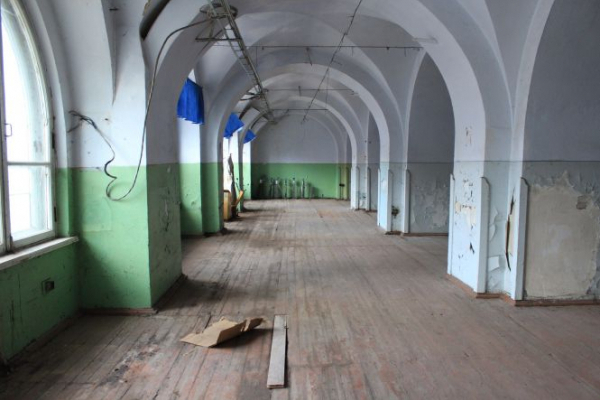 Залишки єзуїтського костелу в Тернополі можуть зникнути назавжди