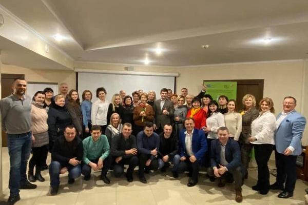 Біохакінг-тур, організований тернополянами, крокує Україною