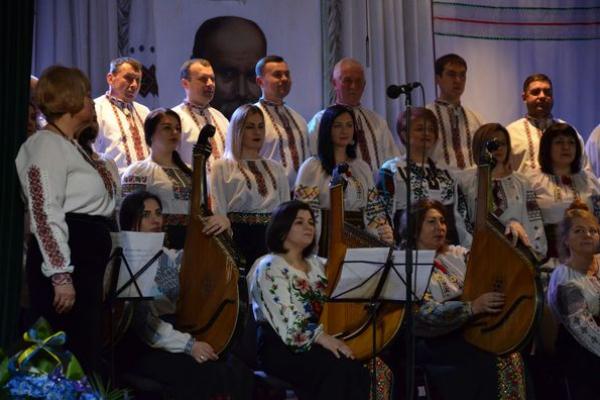 У Чорткові відбувся концерт до 206-ої річниці з дня народження Шевченка