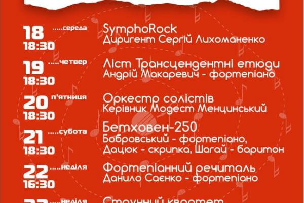 #Шось нормальне fest: у Тернополі відбудеться свято музики