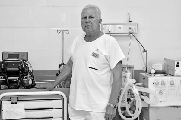 Тернопіль: помер завідувач приймального відділення університетської лікарні