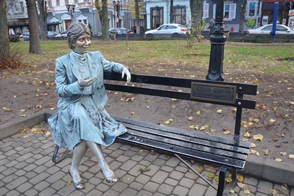 Місіс Ченс із Театрального скверу в Тернополі