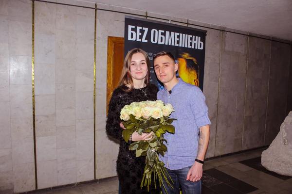 Гурт «Без обмежень» допоміг тернополянину освідчитися коханій (Відео)