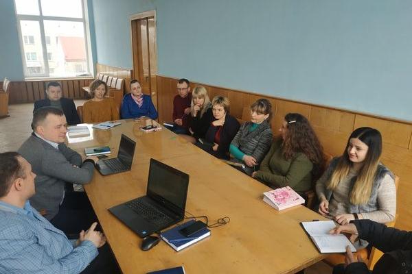 У Монастириській ОТГ працюють над розширенням та посиленням фінансової спроможності