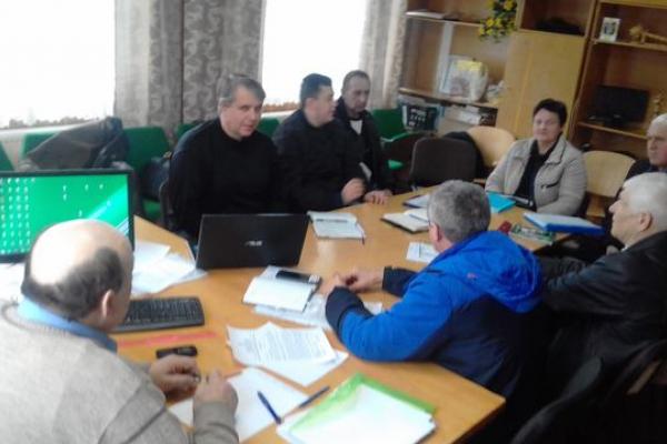 Експерти Програми «U-LEAD з Європою» допомагають новоутвореним громадам Тернопільщини