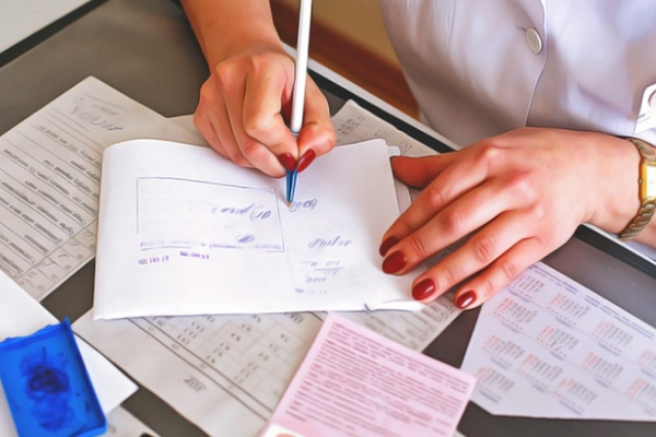 На Тернопільщині лікарі  підроблювали службові документи