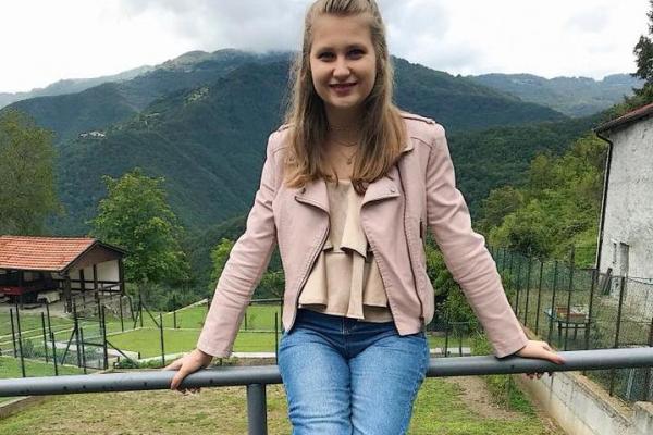 Дівчина з Тернопільщини розповіла про охоплену коронавірусом Італію (Фото)