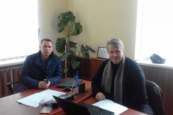 Громади Тернопільщини працюють над економічним розвитком