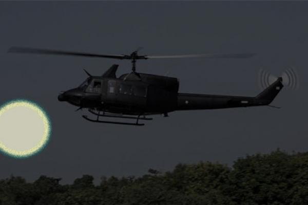 Тернополян лякають вертольотами, які нібито будуть розпилювати ліки