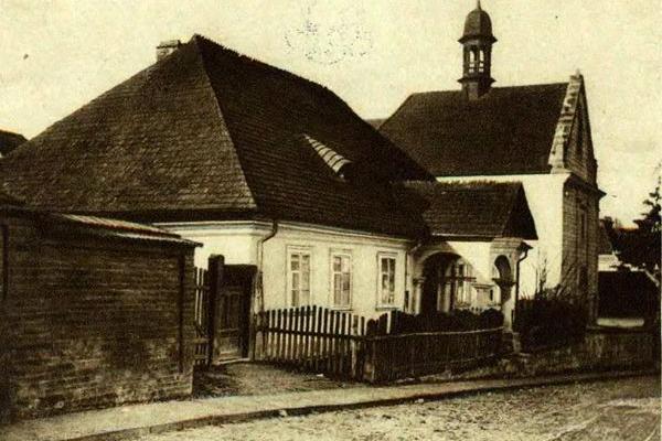 Храми Тернопільщини на столітніх фото