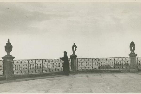 Почаївська Лавра на фото 1936 року